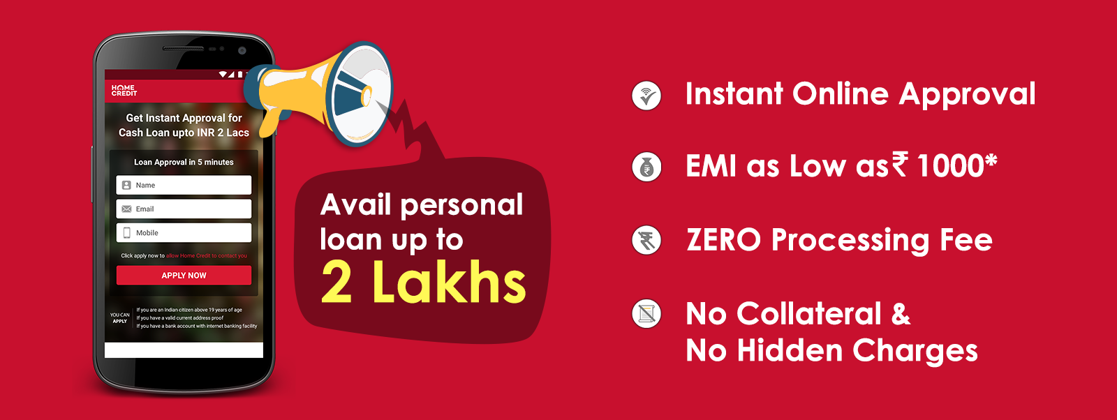 Personal Loans in India