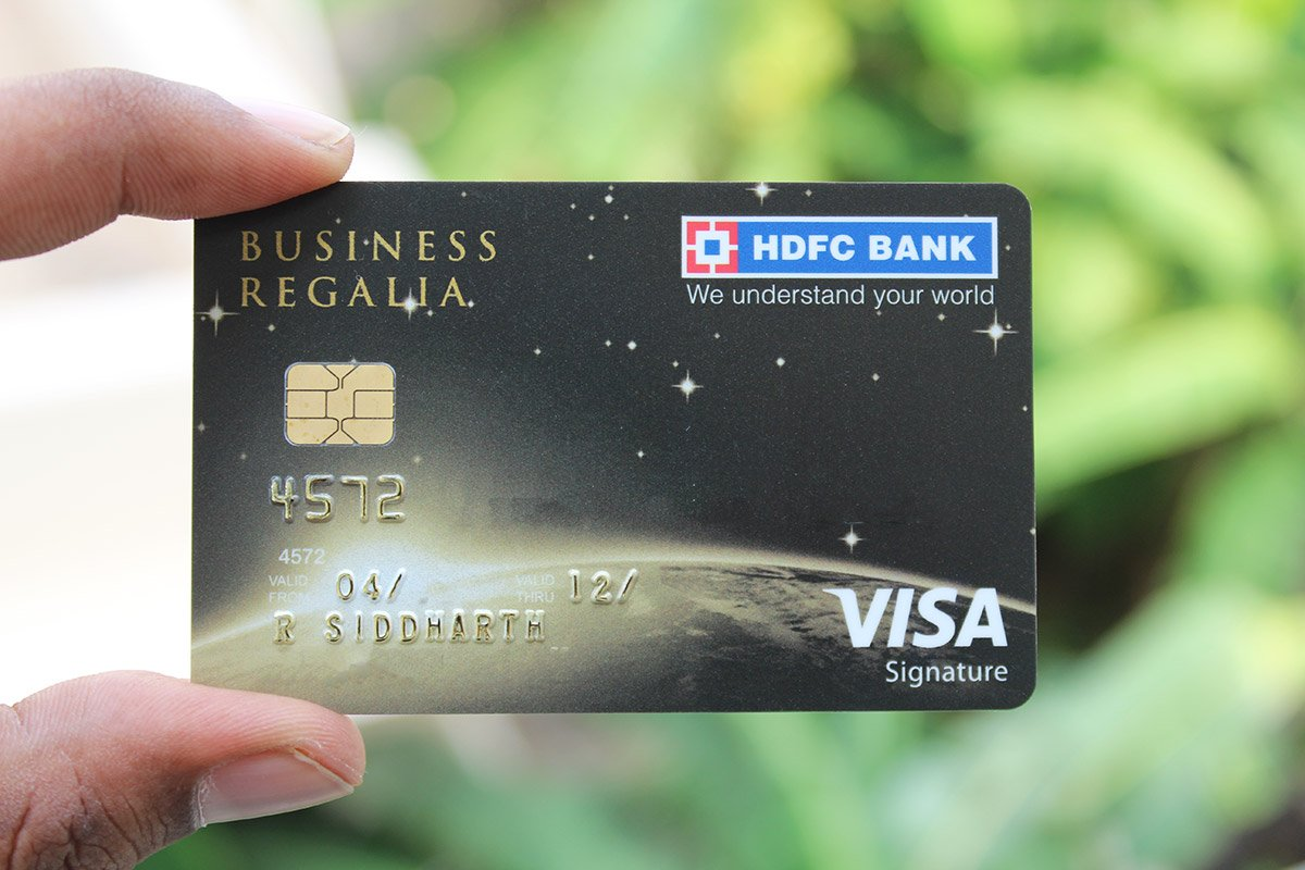 How To Apply For An HDFC Bank Regalia Credit Card