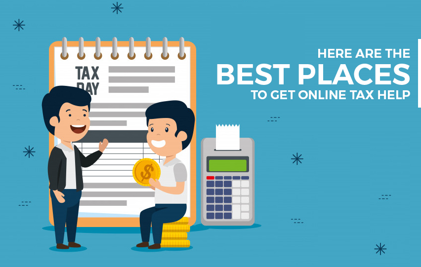 Here Are the Best Places to Get Online Tax Help
