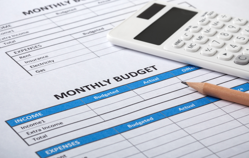 How to Use a Monthly Expense Tracker in Google Sheets
